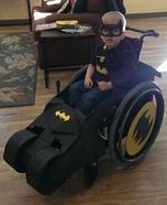 Batmobile Homemade Costume