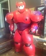 Baymax Homemade Costume