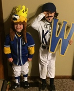 Be Royal Kids Homemade Costume
