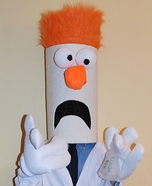 Beaker Homemade Costume