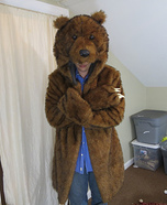 Bear Coat Costume