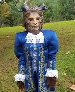 Beast Homemade Costume