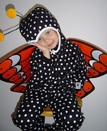Beautiful Butterfly Girl Costume