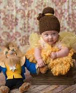 Beauty and the Beast Belle Infant Costume