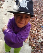 Bebe Kid Homemade Costume