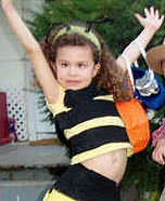 Little Bee Costume