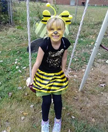 Bee Homemade Costume