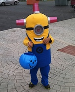 Bee Do Minion Homemade Costume