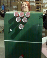 Beer Pong Homemade Costume