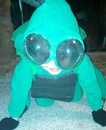 Beetle Homemade Costume