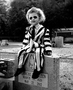 Beetlejuice Costume for Boys