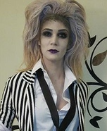 Women's Beetlejuice Costume