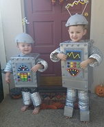 BenBot & PhilBot Homemade Costume