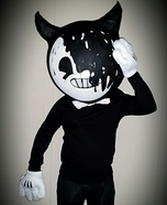 Bendy Homemade Costume