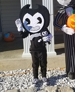Bendy and the Ink Machine Homemade Costume
