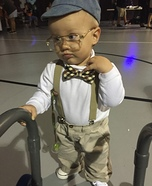 Benjamin Button Toddler Costume