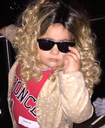 Beyonce Girl Homemade Costume