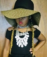 Beyonce Formation Homemade Costume