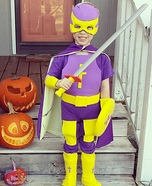 Bibleman Homemade Costume