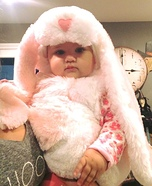 Big Baby Bunny Costume
