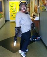 Big Bad Wolf Homemade Costume