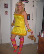 Big Bird Costume idea for women
