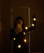 Big Dipper Constellation Homemade Costume