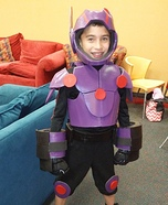 Big Hero 6 Hiro Hamada Homemade Costume