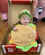 Big Mac(k) Homemade Costume