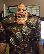 Big Soldier Costume