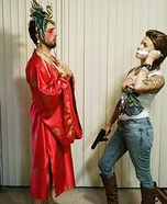 Big Trouble in Little China Homemade Costume