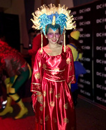 Big Trouble in Little China's Gracie Law Homemade Costume