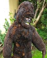 Bigfoot Homemade Costume