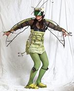 Bikehopper Homemade Costume