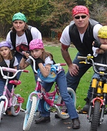 Biker Gang Homemade Costume