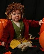 Bilbo Baggins Hobbit Baby Costume