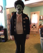 Billy Butcherson Homemade Costume