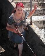 Bioshock Little Sister Homemade Costume