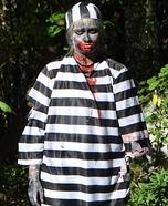 Bitten Prisoner Homemade Costume
