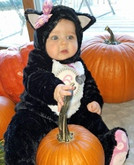 Black Kitty Cat Costume