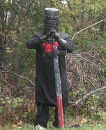Black Knight Homemade Costume