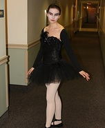 Black Swan Homemade Costume
