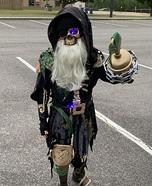Blackheart Homemade Costume