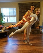Blades of Glory Homemade Costume