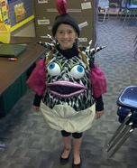 DIY Blowfish Costume
