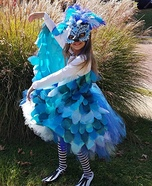 Bluejay Homemade Costume