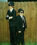 Blues Brothers Child Costumes