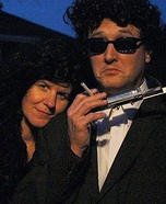 Bob Dylan and Joan Baez Costume