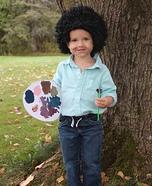 Bob Ross Homemade Costume