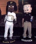 Bobble Heads Costume
